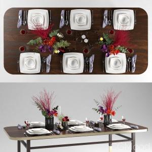 Jumbo Lucida Dining Set