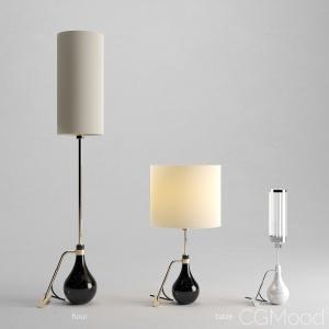 Metalarte Eva Lamp