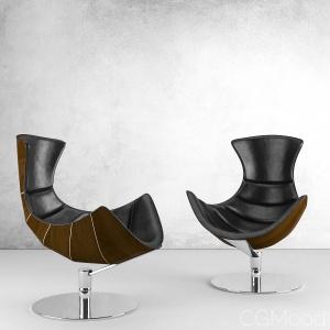 Lobster Chair by Lund & Paarmann