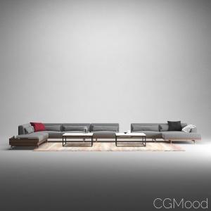Modular Argo Sofa