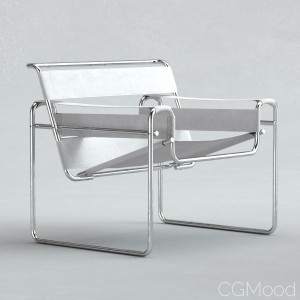 KNOLL MARCEL BREUER - WASSILY CHAIR