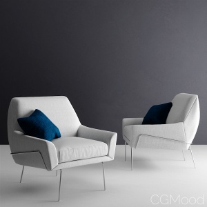 Lucas chair by West Elm