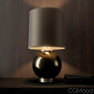 Jaipur table lamp by Charles Paris
