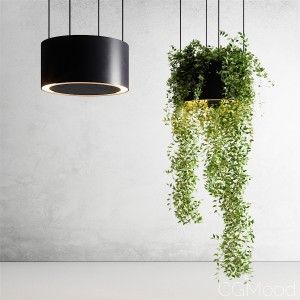 Hanging vase holder by CSMA