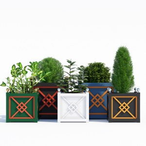 Asian planters