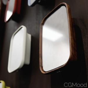 Porada Botero 1 & 2 mirrors