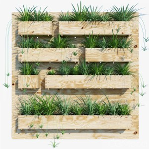 Planter box two
