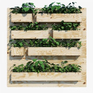 Planter box three