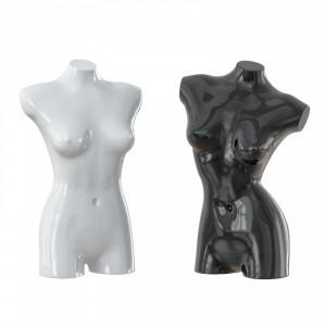 Black And White Female Mannequin 08