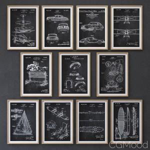 JUNIQE Vehicle Print collection