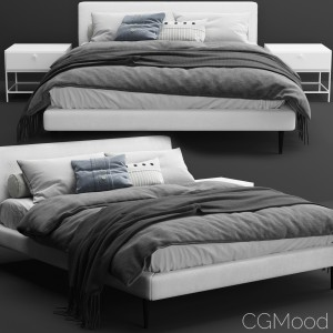 Bed Arlington_boconcept