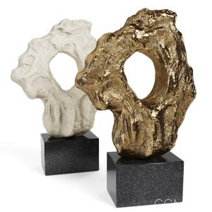Clive Barker Large Scholar Rock 2016 Bronze Plaste