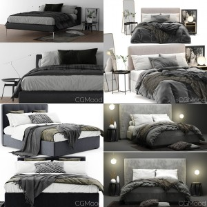 Colection Beds - 5 models
