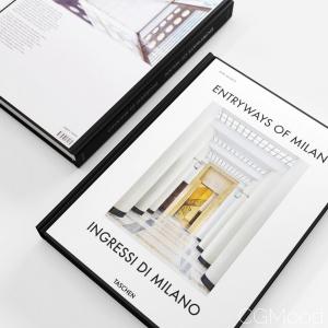 Entryways Of Milan - Taschen Book