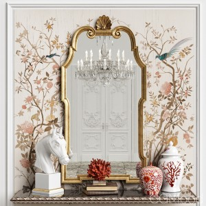 Mirror Jumbo Collection Wal-12