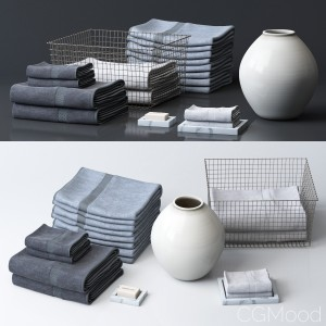 Bathroom Towel Set