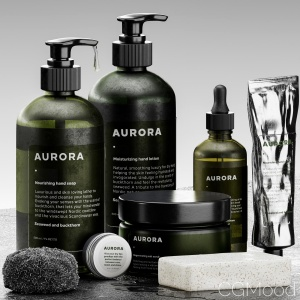 Bolia - Aurora Bathroom Set