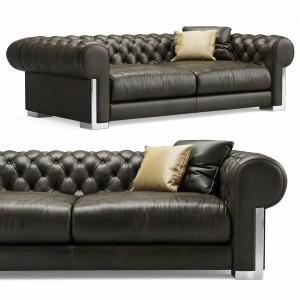 Alberta Cheope Square Sofa