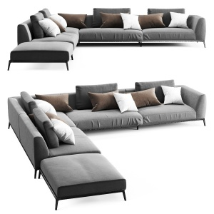 Olivier Sofa By Flou