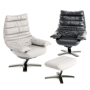 Recliner Chair Re-vive Lounge By Natuzzi