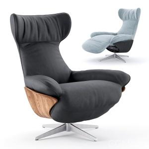 Ilia Recliner Chair By Natuzzi
