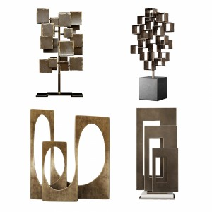 Arteriors Sculptures Set 1