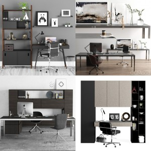 Colection Office - 6 models