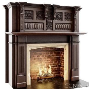 Westland Chimneypieces Renaissance Stock No 11453