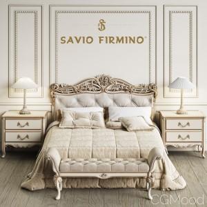 Savio Firmino 1773 Bedroom