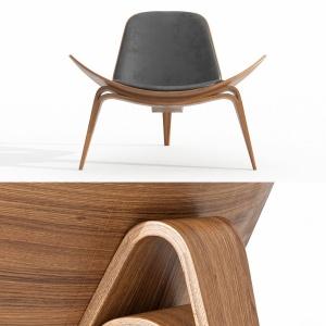 Ch07 Chair By Carl Hansen & Son