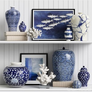 Williams Sonoma Home Decor Set 3