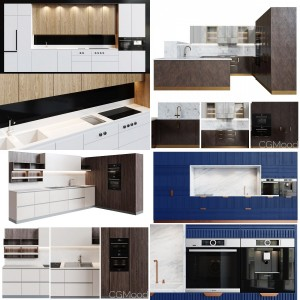 Kitchen Set Vol 1
