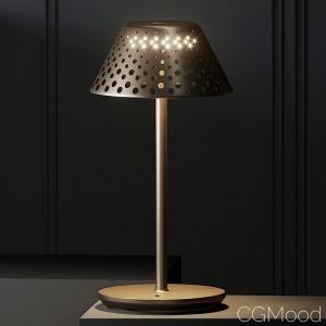 Platek Mesh Table Lamp
