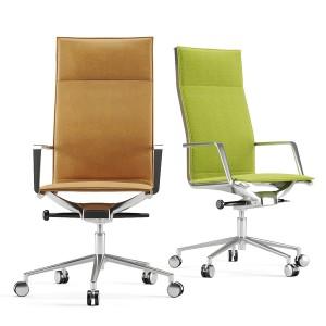 Aluminia Office Chair By Estel Group