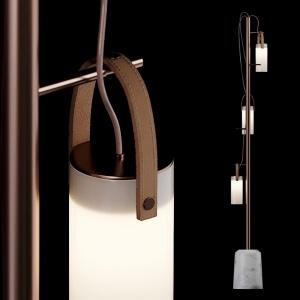 Galerie Floor Lamp Fontanaarte Large+small