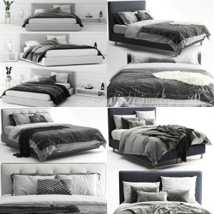 Colection Bed - 4 models