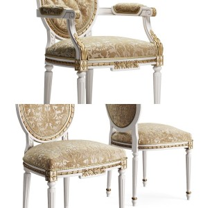 Angelo Cappellini Degas Chairs Collection