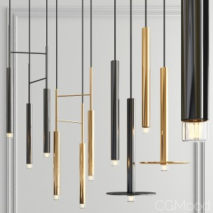 Candle Triplex By Grok
