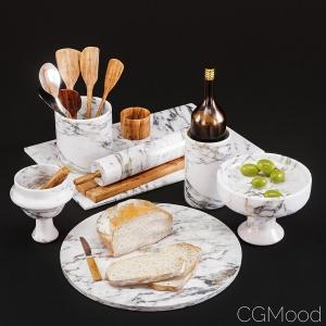 Kitchen Decorative Set 07
