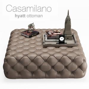 Casamilano Ottoman Hyatt 120