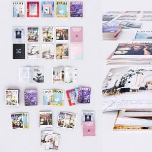 High Quality Design Magazines