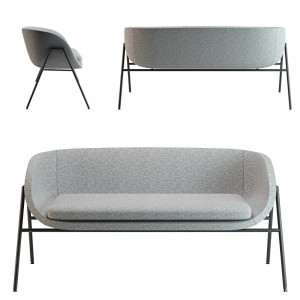 Bolia Gala Sofa-bench