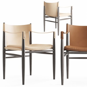 Saddle Chair By Trussardi Casa