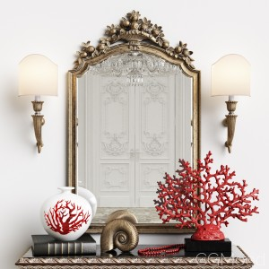 Mirror Chelini Art.403