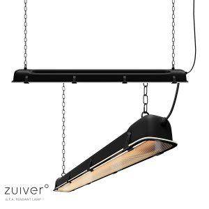 Zuiver G.t.a. Pendant Lamp (black)