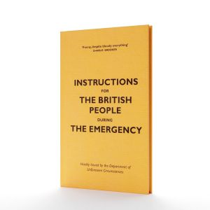 Instructions For The British Book