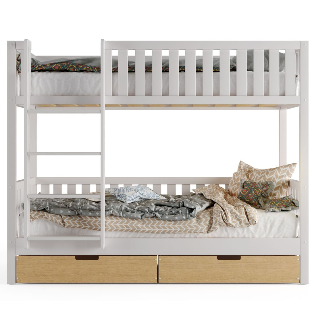 Picture of: Childrens Bunk Bed 07 3d Model For Corona Fstorm