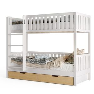 Childrens Bunk Bed 07