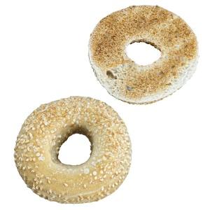 3D Scanned - Sesame Seed Bagel