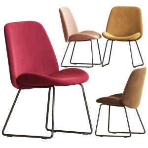 Leolux Lx684 Dining Chair